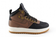 Nike Lunar Force 1 Duckboot Brown/Black/White