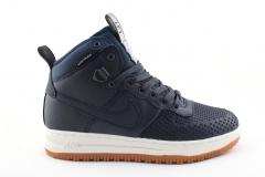 Nike Lunar Force 1 Duckboot Navy/White