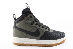 Nike Lunar Force 1 Duckboot Olive/Black