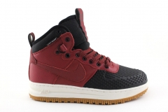 Nike Lunar Force 1 Duckboot Red/Black