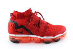 Nike Air VaporMax Flyknit Utility Red/Black