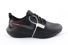 Nike Air Zoom Vomero 14 Black/Orange Leather