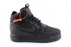 Nike Lunar Force 1 Duckboot '17 OG Black
