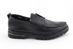 Rasht Sneaker Black Leather
