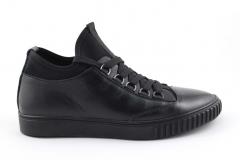 Rasht Sneaker High Black