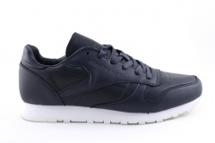 Reebok Classic Leather Dark Blue/White