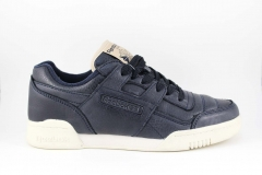 Reebok Classic Workout Plus Navy/White