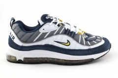 Nike Air Max 98 Navy/White/Yellow