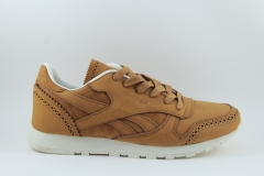 Reebok Classic Leather Lux Brogue Sand