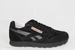 Reebok Classic Suede Black/Grey