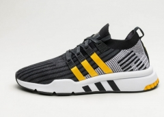 Adidas EQT Support ADV Mid Black/Yellow