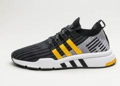 Adidas EQT Support ADV Mid Black/Yellow