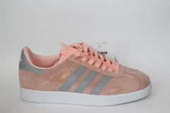 Adidas Gazelle Peach/Grey
