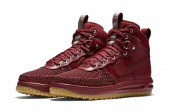 Nike Lunar Force 1 Duckboot Red