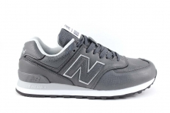 New Balance 574 Grey Leather