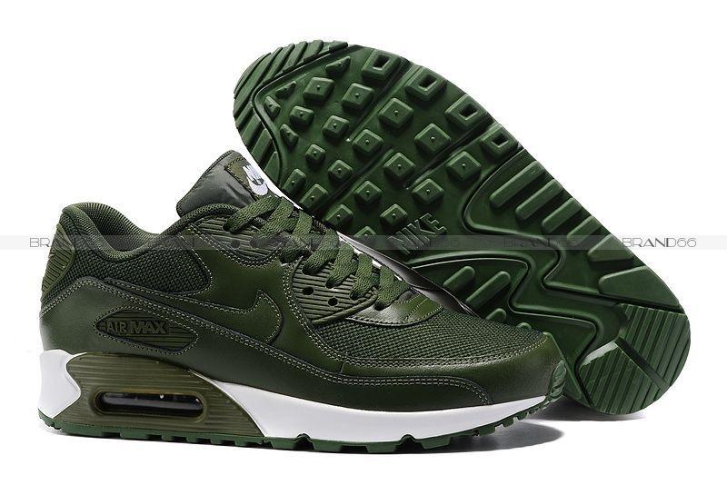 3d55f0c8a8e6 Кроссовки Nike Air Max 90 Olive Green купить в Екатеринбурге — цены ...