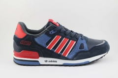 Adidas ZX 750 Navy/Blue/Red