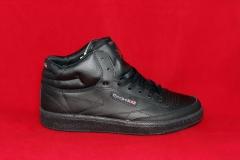 Reebok Classic Leather Mid Black