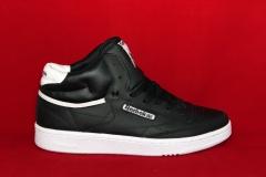 Reebok Classic Leather Mid Black/White