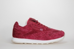 Reebok Classic Suede Red