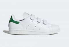 Adidas Stan Smith Strap White/Green