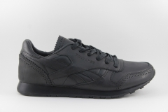 Reebok Classic Leather Lux Brogue Black