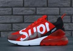 Nike Air Max 270 x Supreme Red
