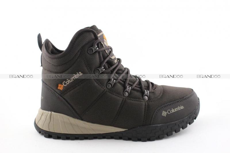 Зимние ботинки Columbia Fairbanks Brown (с мехом) с мехом купить в ... 5e489805ab3