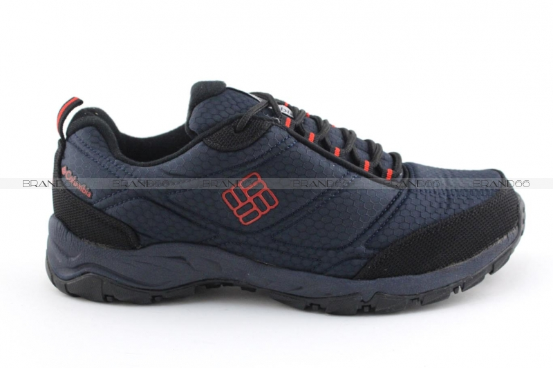 Зимние кроссовки Columbia Waterproof Blue Red купить в Екатеринбурге ... 977e5ef0fd8