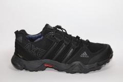 Adidas Terrex AX2 GTX Black (натур. мех)