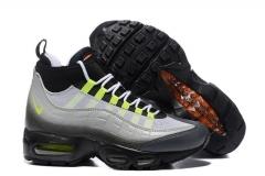 Nike Air Max 95 Sneakerboot Gray/Volt