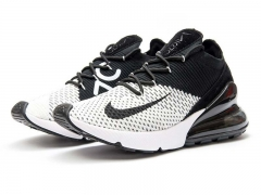 Nike Air Max 270 Flyknit White/Black