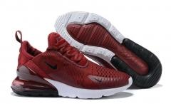 Nike Air Max 270 Wine Red