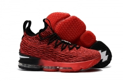 Nike LeBron 15 Red/Black