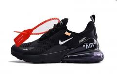 Nike Air Max 270 x OFF White Black