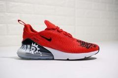 """Nike Air Max 270 """"Air Moves You"""" Varsity Red"""