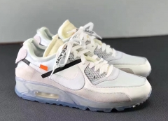 Nike Air Max 90 x Off White Ice