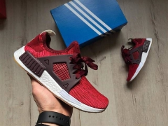 Adidas NMD XR1 Maroon Red