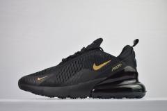 Nike Air Max 270 Black/Gold