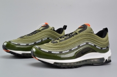 Nike Air Max 97 x Undefeated Olive